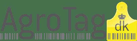AgroTag logo lys baggrund