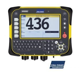 ID5000 Vejecomputer + TTS Link