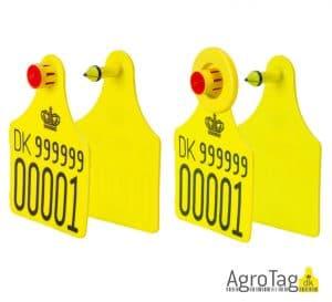FlexoTronic øremærke til Kvæg – FDX